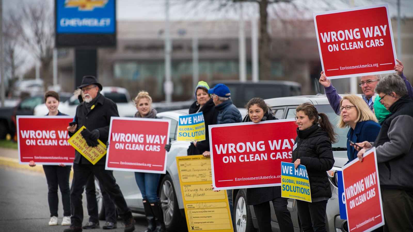 <h4>ACTING LOCALLY</h4><h5>Our leaders in Washington, D.C., are going the wrong way on this issue. We're calling on states and communities to pave the way for electric cars.</h5><em>TJ O'Neill, TJO Photography</em>